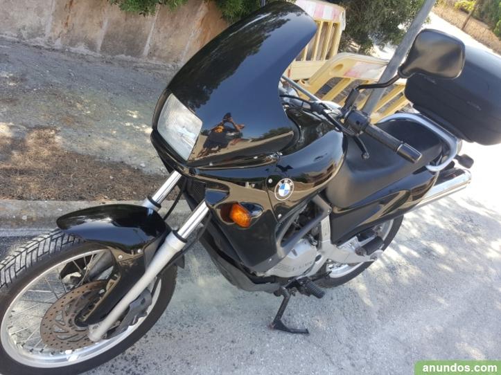 Moto Bmw 650 estupenda 2000 €