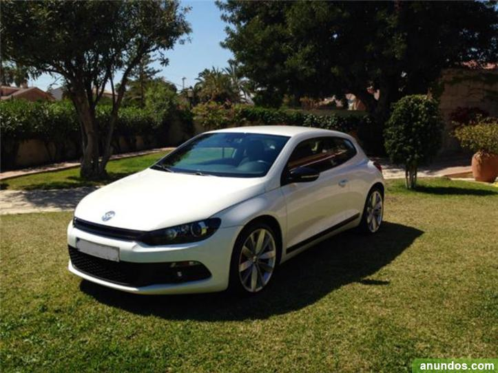 volkswagen scirocco 1 4 tsi 160 alicante ciudad. Black Bedroom Furniture Sets. Home Design Ideas