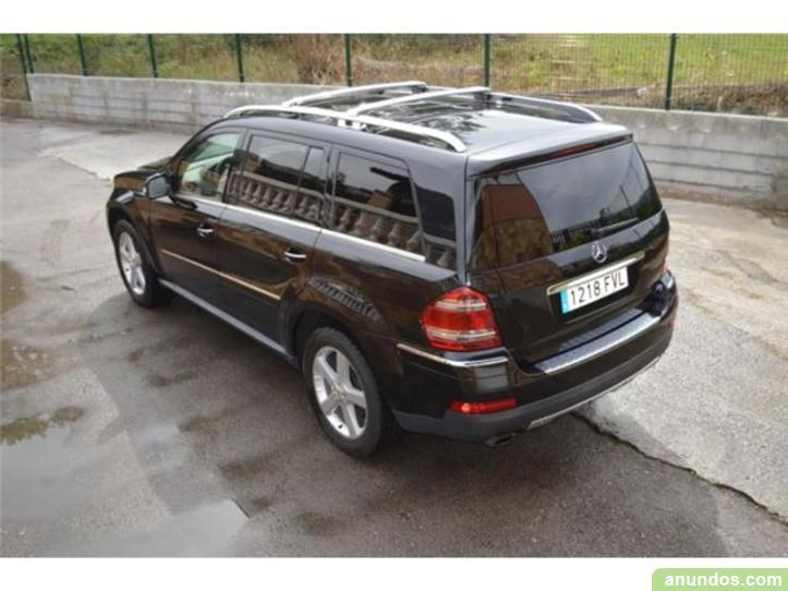 Mercedes benz gl 320 320cdi 7 plazas castro urdiales for Mercedes benz gl 320
