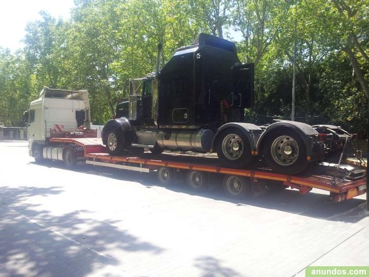 Transportes en gondola legan s - Mudanzas en leganes ...