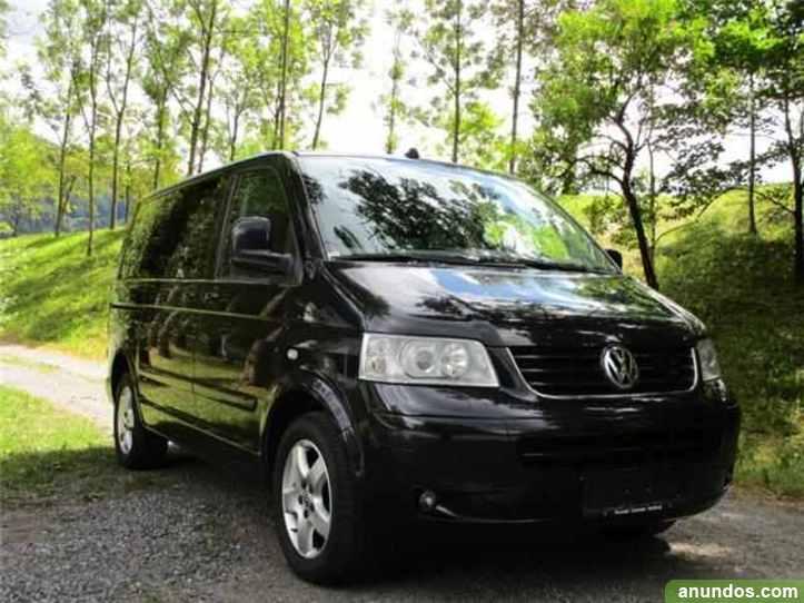 2007 volkswagen t5 multivan highline 2 5 tdi 4motion 174cv. Black Bedroom Furniture Sets. Home Design Ideas