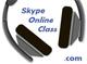 Clases de ingles por skype 28 / mes
