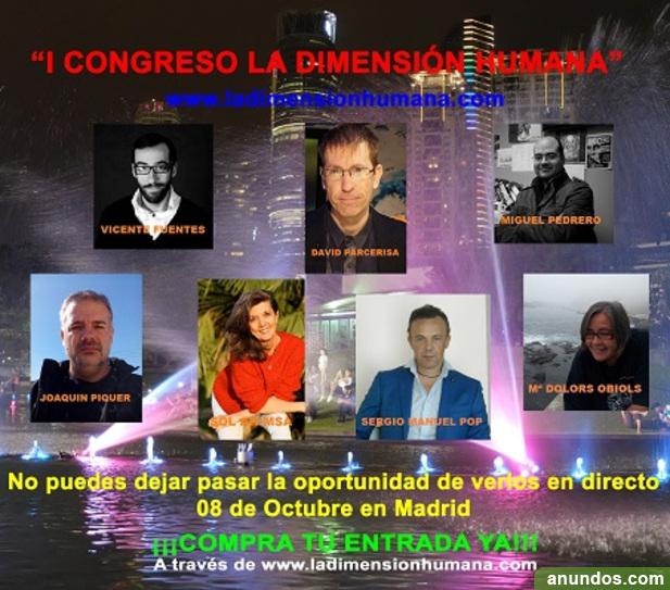 I Congreso La Dimensión Humana