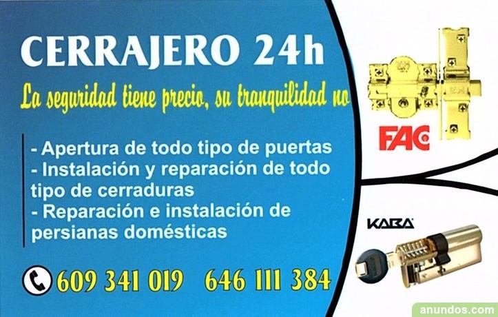 Cerrajero Autonomo 24H (Madrid)