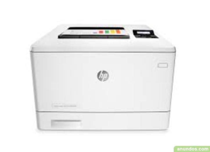 Impresora color HP nueva M452DN