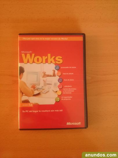 Microsoft Works 7.0