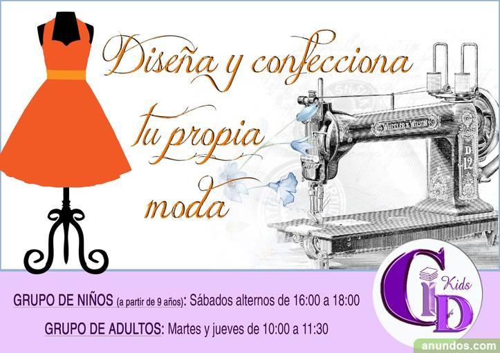 Taller Diseño y Confección - Centro CID - Asturias