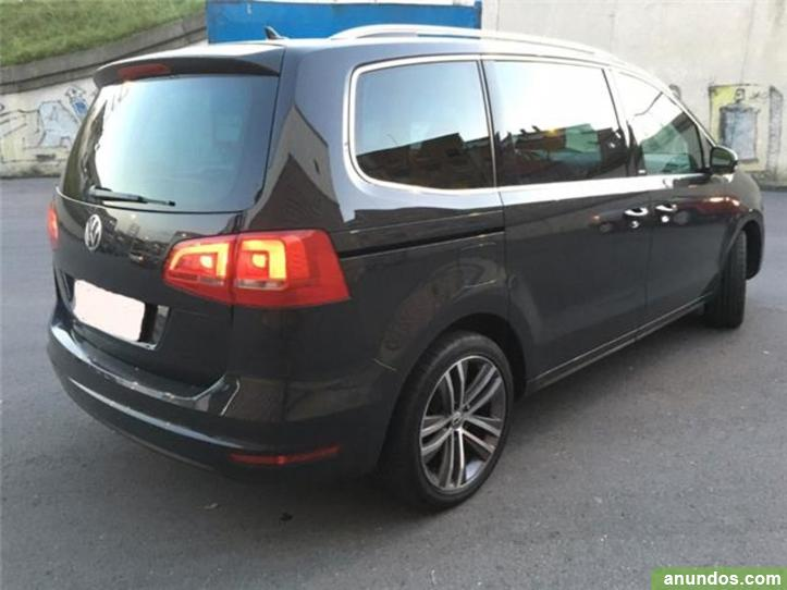 volkswagen sharan 2 0tdi sport bmt dsg 140 colmenar del arroyo. Black Bedroom Furniture Sets. Home Design Ideas