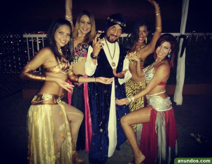 Danza Arabe / clases grupales y particulares