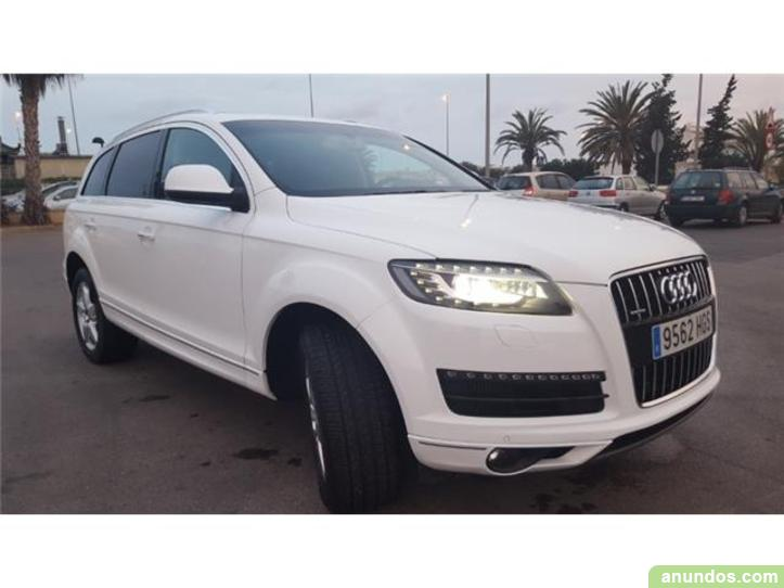 2011 Audi Q7 3.0TDI CD Ambition 245