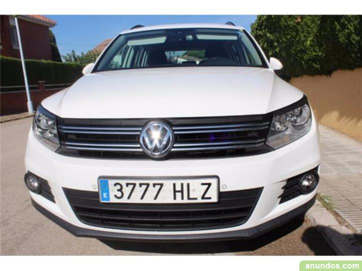 volkswagen tiguan 2 0 tdi bmt t1 4x2 110 barcelona ciudad. Black Bedroom Furniture Sets. Home Design Ideas