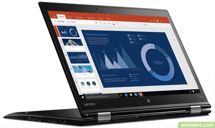 Portátil y Tablet Lenovo ThinkPad X1 Yoga 14 pulgadas Tactil