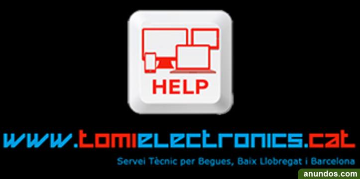 Servei Tecnic Informatic a domicili
