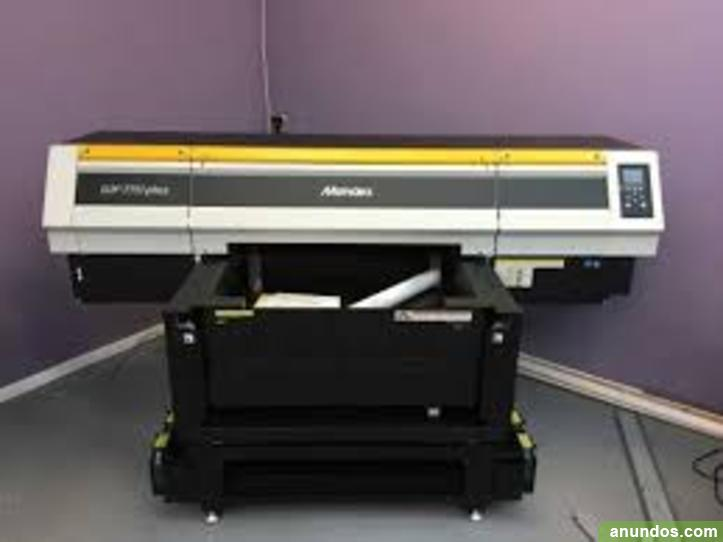 Mimaki UJF 7151 PLUS Flatbed LED UV Printer