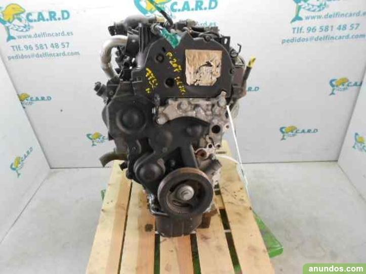 Motor completo 3043971 8hz peugeot 207