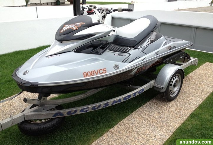 Sea-Doo Rxp 255 Rotax Racing