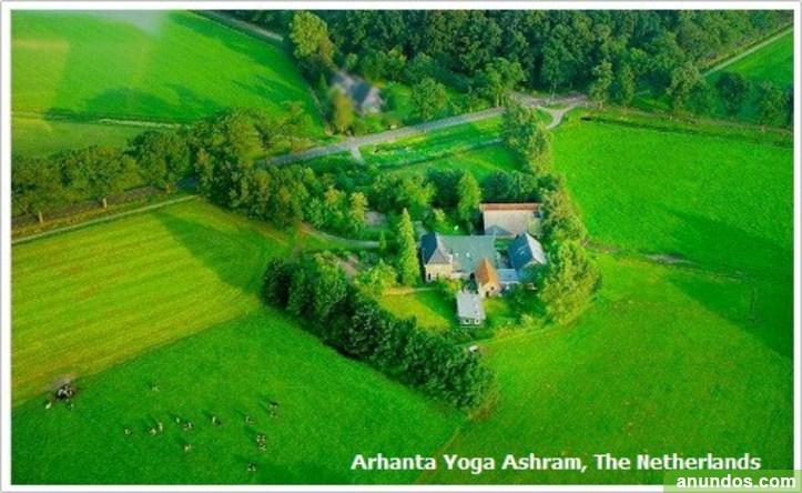 Curso intensivo de Yin Yoga en Europa