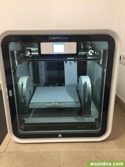 IMPRESORA 3D Cubepro 3 Systems