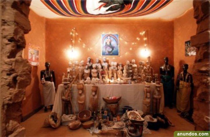 Los 7 días de rituales vudú africanas para todos los problemas