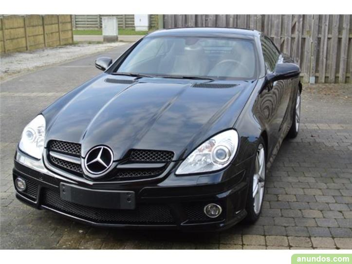 Mercedes benz slk 350 amg 305cv bernardos for Mercedes benz slk 350 amg