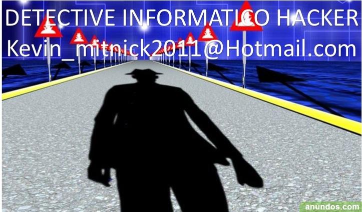 Detective informatico hacking facebook