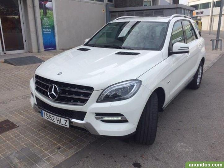 Mercedes benz ml 250 bluetec 4m 7g plus arganda del rey for Mercedes benz ml 250 bluetec