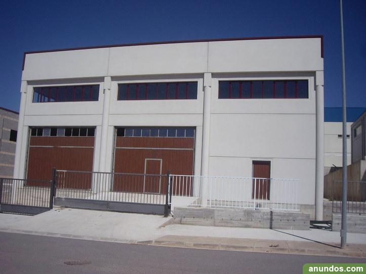 Nave Industrial en Fuenmayor (La Rioja)