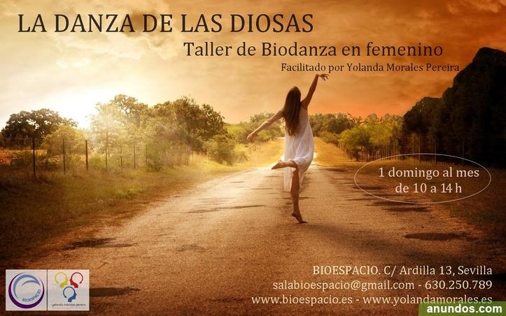 Taller de Biodanza y Círculo de empoderamiento femenino