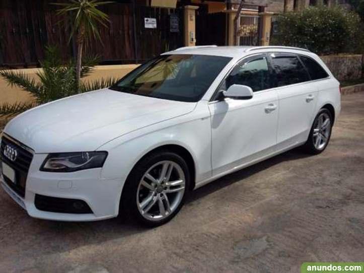 Vendo per passaggio ad altra categoria Audi A4 praticamente nuova