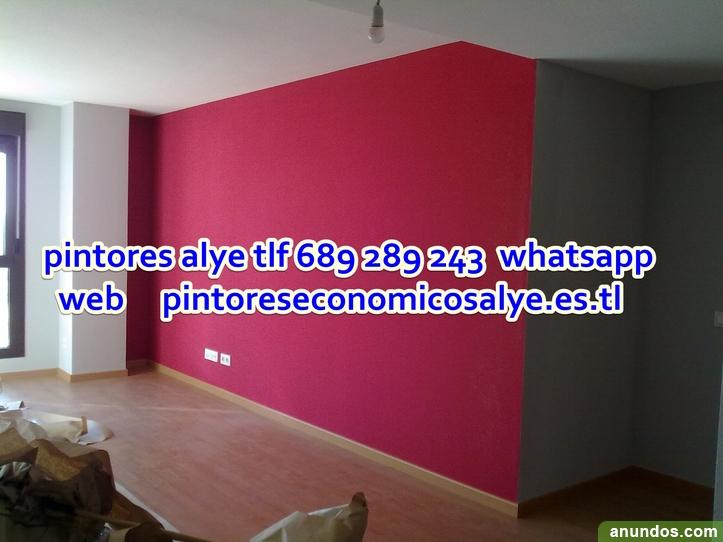 Pintores economicos en alcobendas 689 289 243 alye