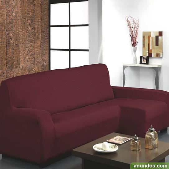 Fundas para renovar sof s chaise longue santander - Fundas para sofas con chaise longue ...