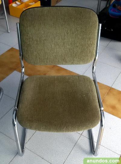 5 sillas met licas para oficina palma de mallorca for Muebles de oficina palma de mallorca