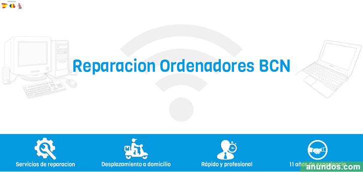 Reparacion Ordenadores BCN a Domicilio