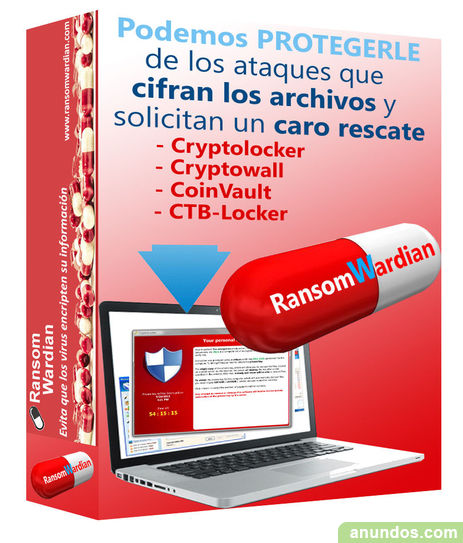 Licencia Anual Anti Ransomware - Software Antivirus
