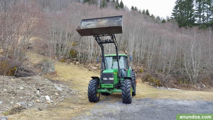 Tractores John Deere 6600 Horas de trabajo 5575 Itv recién pasada