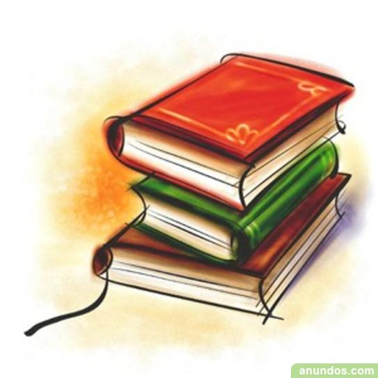 Aceptamos donaciones de libros y enciclopedias