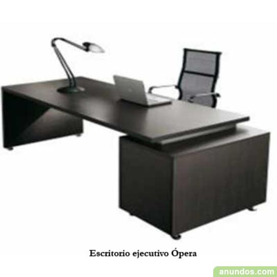 Escritorio de oficina para ejecutivos