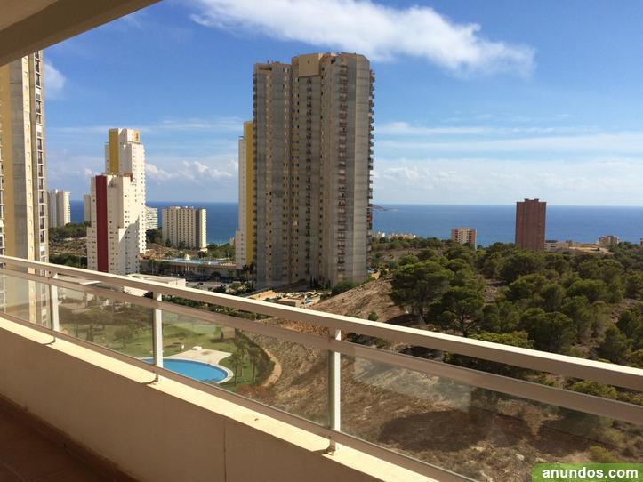 Ocasion apartamento con vistas al mar en la via parque bonito
