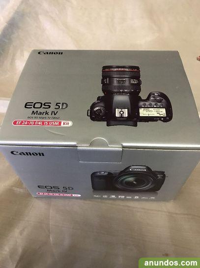 Canon - EOS 5D Mark IV DSLR Cámara: Número de Whatsap: +447452264