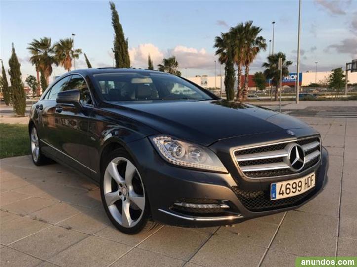 Mercedes benz cls 350 225 kw 306 cv alhama de murcia for Mercedes benz cls 500 precio
