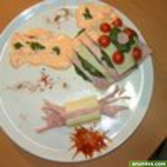 No dudes en contactar con nuestra escuela de cocina
