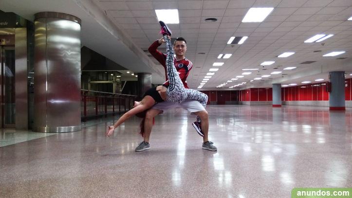 Bailar es una de las aficiones más saludables