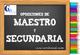 Oposiciones secundaria - asturias - cenoposicione - cid