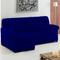 Fundas sofás chaise longue elásticas
