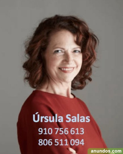 Vidente Fechas Exactas, sin gabinete, Úrsula Salas
