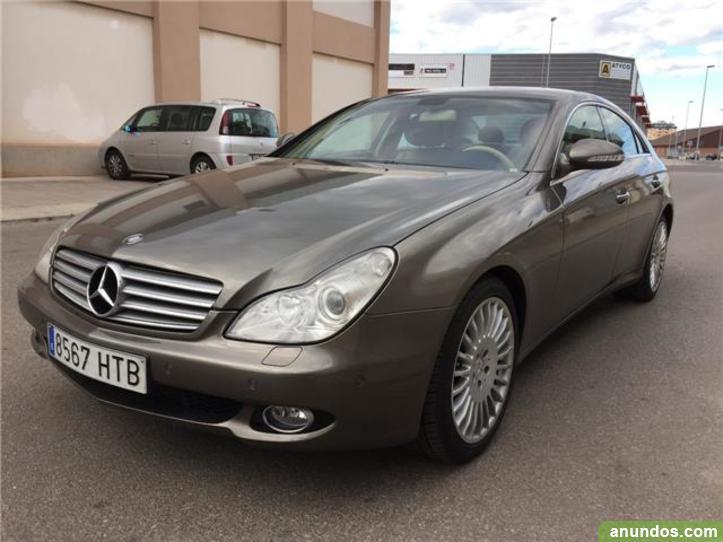 Mercedes-Benz CLS 320 CDI Aut