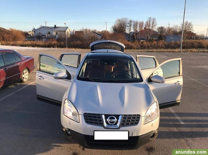 Nissan Qashqai 2008, 174 341 km