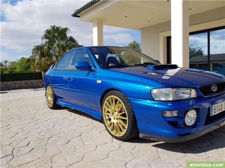 subaru impreza 2 0 gt turbo awd marbella. Black Bedroom Furniture Sets. Home Design Ideas