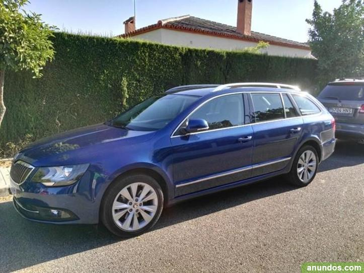 Skoda Superb ano2013
