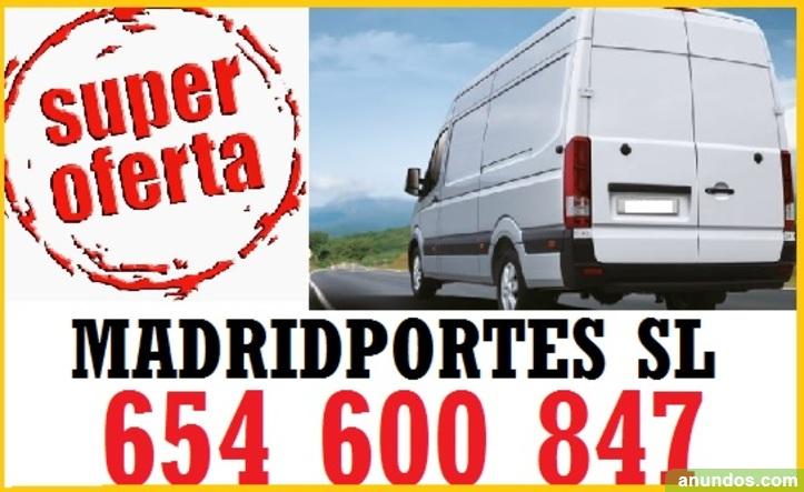 Portes por.hrs 91(36898)19 arganzuela-economicos